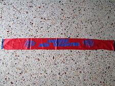 d5 sciarpa BOLOGNA FC nylon football club calcio scarf bufanda italia italy