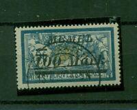 Memel, auf französischer Marke Nr. 118 gestempelt