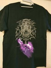 VARGRAV - Supreme Majestic Black Metal Art T-Shirt Gr. M, Black Metal, Schwarz