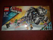 LEGO Movie 70815 Super Secret Police Dropship New, Unopened