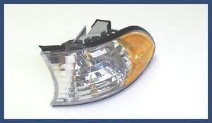 Genuine BMW e38 Turn Signal Light Clear Lens Left Front 7-Series Blinker (98-01)
