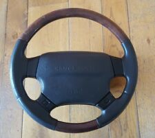 Range rover p38 steering wheel