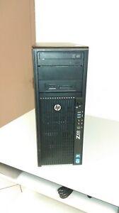WorkStationHP Z420  Xeon 6 Coeurs 3,2Ghz - 32Go-  2To   - Quadro 2000 (i7)