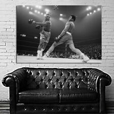 Canvas /& Stretcher Bars 90x121 cm #03 Poster Drake Rap Musician 36x48 inch