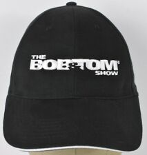 Black The Bob & Tom Show Radio Embroidered Baseball hat cap Adjustable Strap