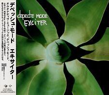 DEPECHE MODE Exciter FIRST JAPAN CD OBI VJCP-68312