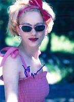 HOT SEXY JUDY GREER SIGNED 8X10 PHOTO AUTHENTIC AUTOGRAPH COA B