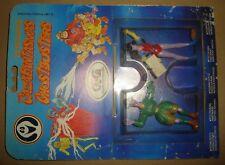 FILMATION'S GHOSTBUSTERS MINI FIGURE VISCID/FUTURA GIG 1987 (CAZAFANTASMAS)
