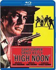 HIGH NOON  (Gary Cooper) - Region A  - BLU RAY - Sealed