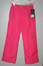 NWT~ ZERO XPOSURE sz XL 16 GIRLS CANDY HOT PINK SNOW PANTS ZX-360 SKI SNOWBOARD