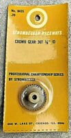 "Strombecker crown gear No. 8435 for 1/8"" axle 36 tooth."