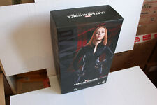 Hot Toys 1:6 Scale Figure Captain America Winter Soldier Black Widow