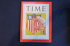 Time Magazine, August 2, 1948, Mel Patton Olympic Runner
