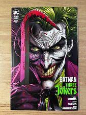 Batman Three Jokers #1 (2020 DC Comics) Jason Fabok Cover