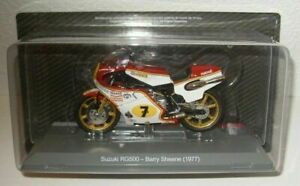 BARRY SHEENE 1977 - SUZUKI RG500 1/18 MOTO GP ALTAYA MODEL
