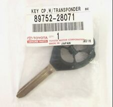 GENUINE TOYOTA CAMRY COROLLA CASE, TRANSMITTER HOUSING OEM 89752-28071