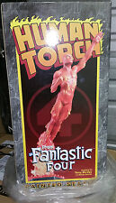 BOWEN DESIGNS The HUMAN Torch Low 88/1500 Fantastic FOUR FULL-STATUE Mr Sideshow