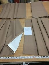 Motorhome curtains made to measure ,fabric sample pack and information