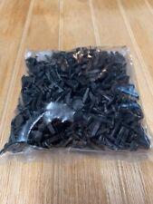 "NOS 5/8"" Decorative Wrought Head Black Oxide Finish Nails (Lot of 500 pcs)"