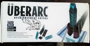 Uberstix UberARC 1600 Piece Architectutral Structure Kit