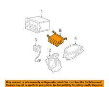 Buick GM OEM 99-04 Regal Stereo Audio Radio-Amplifier 9365614