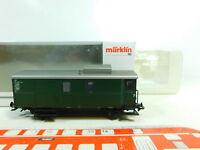BS872-0,5# Märklin H0/AC 46980 Güterzug-Begleitwagen DB NEM KK NEUW; OVP
