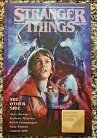 NEW Stranger Things The Other Side Graphic Novel Barnes & Noble Exclusive Editio