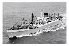 rp12643 - Port Line Cargo Ship - Port Melbourne , built 1955 - photo 6x4