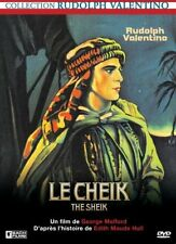 29297// LE CHEIK RUDOLPH VALENTINO 1912 MUET CARTON FRANCAIS BACH FILMS DVD NEUF