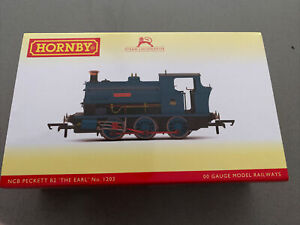 Hornby Loco R3870 NCB, Peckett B2 Class, 0-6-0ST, 1203/1910 'The Earl' - Era 6