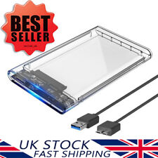 ORICO 2.5 Inch USB 3.0 External SATA III Hard Drive HDD/SSD Enclosure/Caddy Case