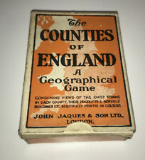 THE COUNTIES OF ENGLAND - Series No 1 Northern - JOHN JAQUES & SON LTD