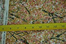 "By-the-Half-Yard, 44"", Fall Colors on Quilter's Cotton, Balson Hercules, M4553"