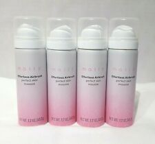 4 Mally Effortless Airbrush Perfect Skin Mousse Foundation Medium-Tan 1.7 oz NEW
