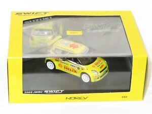 1/43 Suzuki Swift Super 1600 JWRC  Shell Helix  2005 #31 P.G.Andersson