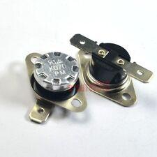 2pcs KSD301 NO 70°C UL Thermostat Temperature Control Switch Bimetal Disc N.O