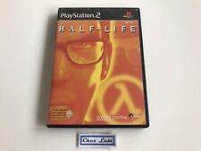 Half-Life - Sony PlayStation PS2 - FR - Sans Notice