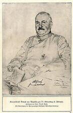 Generaloberst Remus von Woyrsch zum 70.Geburtstag c.1916