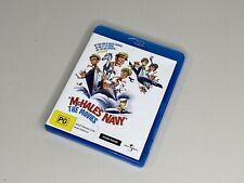 MCHALE'S NAVY (Blu-ray, 2010) Double Feature Pre-Owned, Rare
