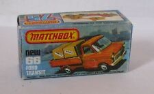 Repro Box Matchbox Superfast Nr.66 Ford Transit