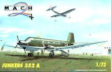Mach 2 Models 1/72 JUNKERS Ju-352 HERKULES German WWII Transport