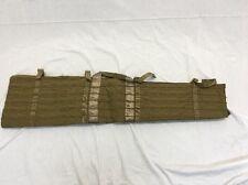 """Eagle Sniper Rifle Cover and Pad Coyote 46"""" FSBE DEVGRU"""