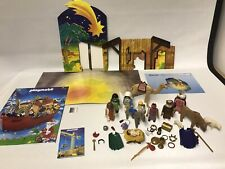 Playmobil Christmas Story Book & Nativity Set No. 5179. Retired Toy Holiday