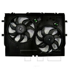 Dual Radiator and Condenser Fan Assembly TYC 623730