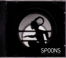 Spoons - Limited Edition RARE OOP Original Canadian Greatest Hits CD (Brand New)