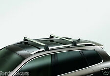 2011 2012 2013 2014 VW Touareg Volkswagen OEM Cross Rails Roof Rack 7P6071151