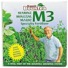 Organic Bountea Marine Mineral Magic M3 1 lb pound Compost Tea plant nutrient