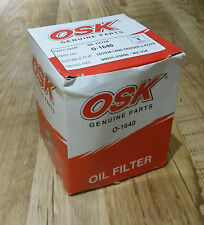 OSK Oil Filter 0-1640 Toyota Land Cruiser Suite S-PZJ70 90-91