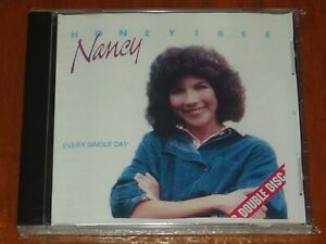 NANCY HONEYTREE - EVERY SINGLE DAY - THE BEST OF CLASSICS - RARE DOUBLE DISC CD