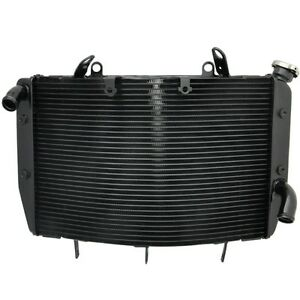 Aluminum Black Cooler Radiator For Yamaha YZF-R6 2006-2015 2008 2011 2012 2013